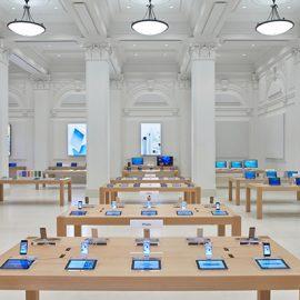 Rapina in Apple Store, circa 24.000 dollari di prodotti rubati