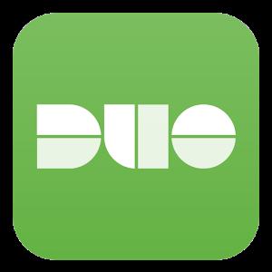 Aggiornamento app DUO, ora è possibile avviare e ricevere chiamate audio.