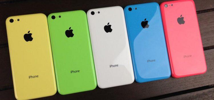 L'ultima realase  per iPhone 5 e 5c sarà la 10.3.1.