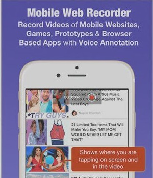 Ecco come registrare siti web in su iPhone senza Jailbreak!