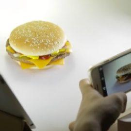 Apple Watch misura i valori nutrizionali dei cibi