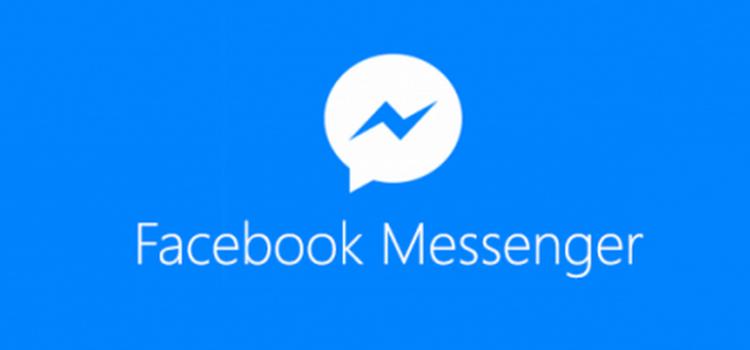 I messaggi inviati su Facebook Messenger si potranno cancellare
