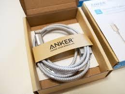 I nuovi cavi USB-C to Lightning di Anker arrivano a marzo